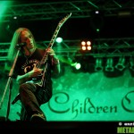 CHILDREN OF BODOM: video professionale di tutto lo show dell'Hellfest