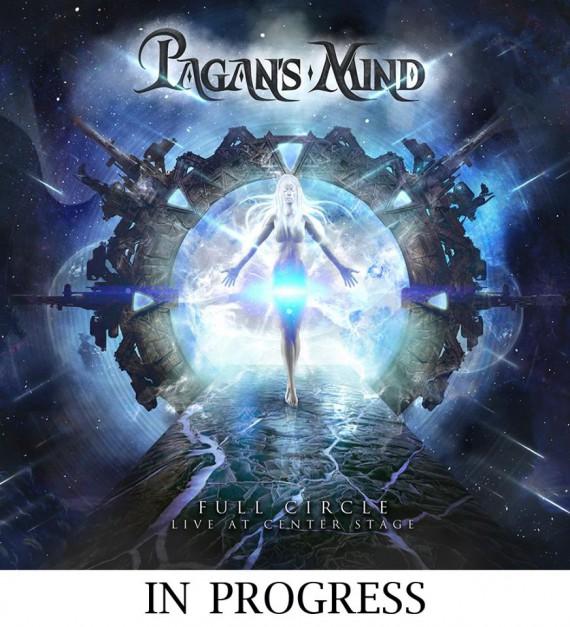 Pagan's mind - Full Circle working artwork - 2014