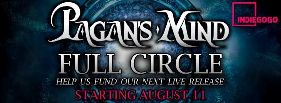 Pagan's mind - raccolta fondi - 2014