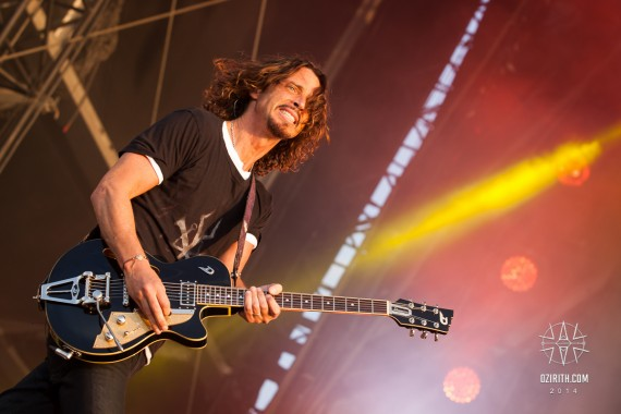 Soundgarden - hellfet 2014 - 2014