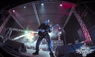 VENOM live at Faust Fest