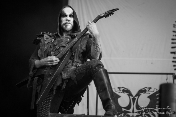 behemoth - hellfest 2014 - 2014