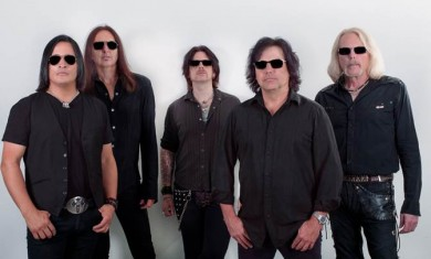 black star riders - band - 2014