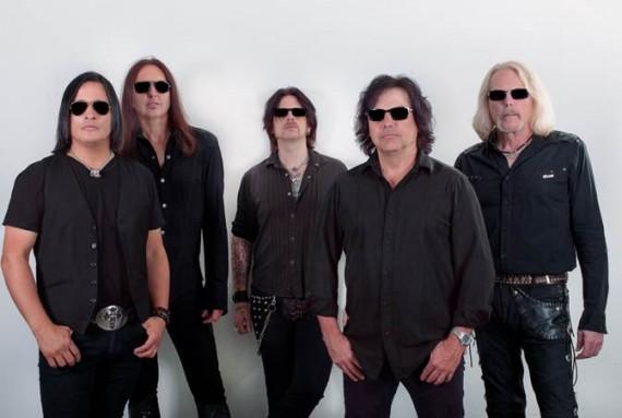 black star riders - band - 2014