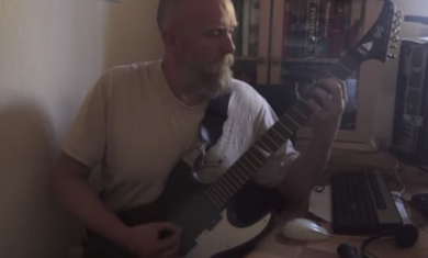 burzum - video playthrough - 2014