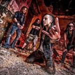 "HELL IN THE CLUB: il release party di ""Devil On My Shoulder"""