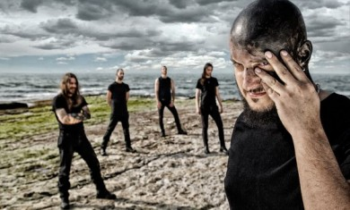 hideous divinity - band - 2014