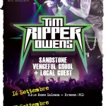 "TIM ""RIPPER"" OWENS: due date in Italia"