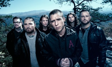 whitechapel - band - 2014