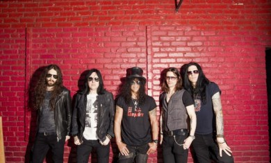 Slash - band - 2014