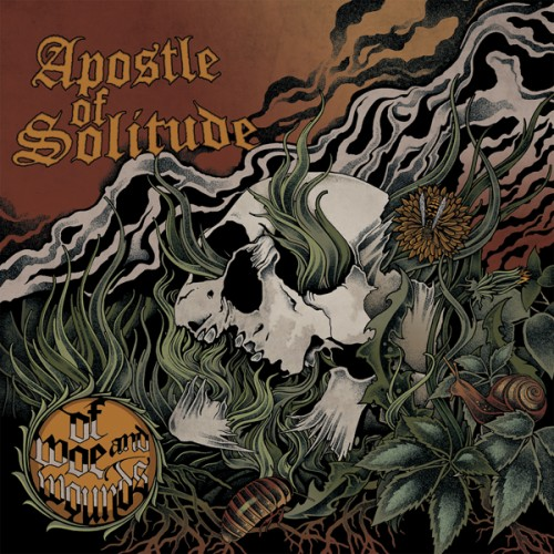 Apostle Of Solitude - Of Woe And Wounds - 2014