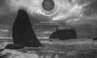 DOWNFALL OF GAIA - Aeon Unveils The Thrones Of Decay - 2014