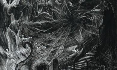Maveth  - Embrace of Thorns - split - 2014
