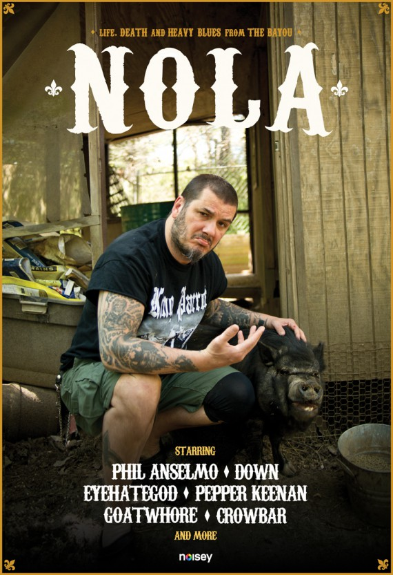 NOLA - documentario