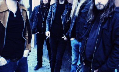 Opeth - intervista band - 2014