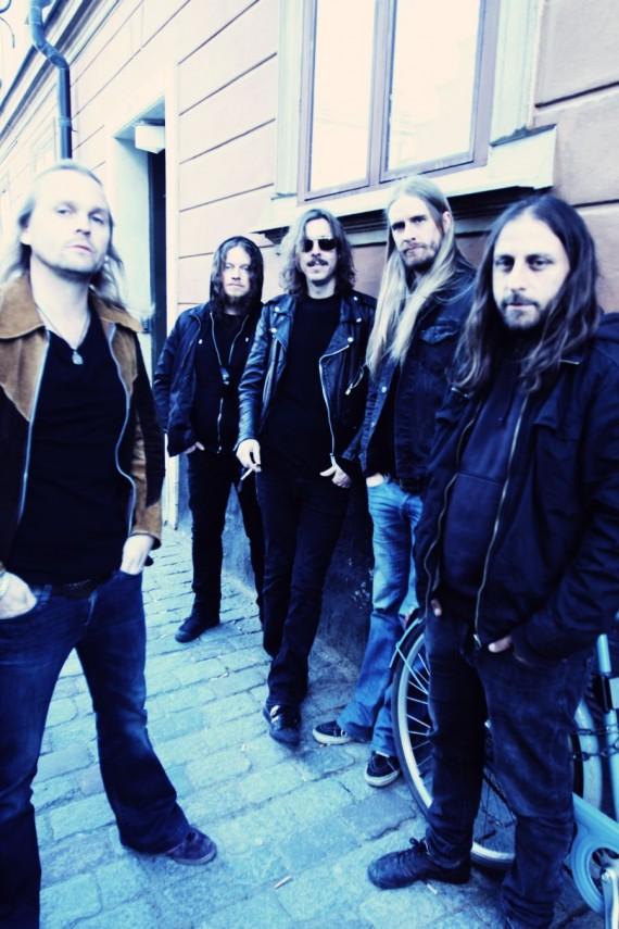 Opeth - intervista band - 2014