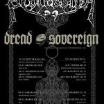 PROCESSION, DREAD SOVEREIGN: le date del tour europeo