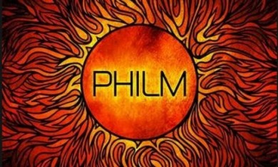 Philm - fire from the evening sun - 2014