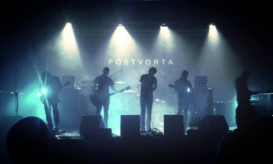 Postvorta - band - 2014