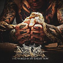 Upon A Burning Body - The World Is My Enemy Now - 2014