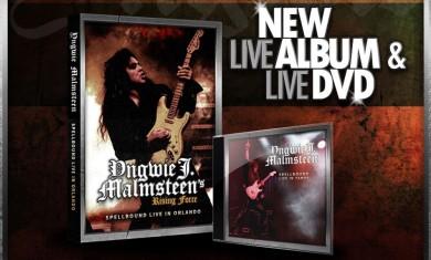 Yngwie Malmsteem - spellbound live - 2014