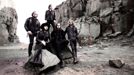 black moth - band - 2014