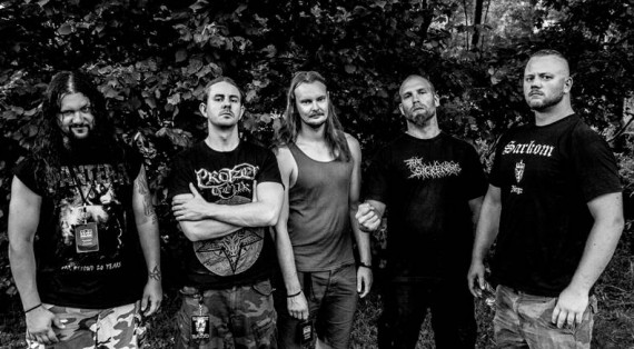 blood red throne - band - 2014