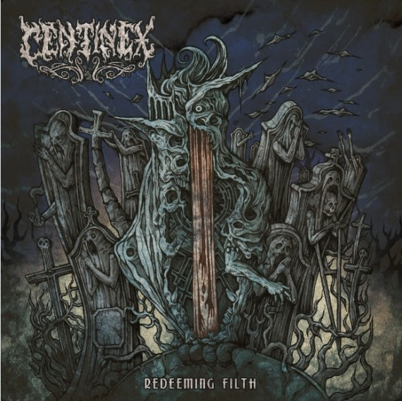centinex - Redeeming Filth - 2014