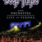 """DEEP PURPLE: dettagli e anteprima del nuovo DVD """"Live In Verona"""""""