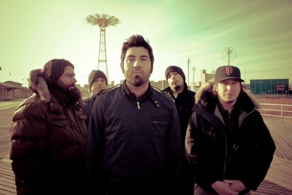 deftones - band - 2012