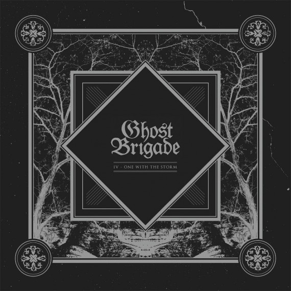 ghost brigade - iv one with the storm - 2014