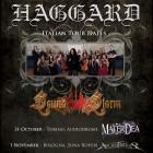 HAGGARD: biglietti omaggio