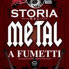 ENZO RIZZI – La Storia Del Metal A Fumetti