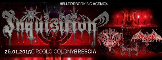 inquisition - locandina brescia - 2015