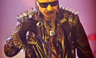 judas priest - rob  halford live mantova - 2012