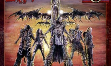 lordi - scare force one - 2014