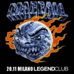 madball - legend milano - 2014