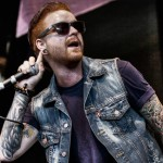 "MEMPHIS MAY FIRE: il video di ""Glory"" dal progetto solista di Matty Mullins"