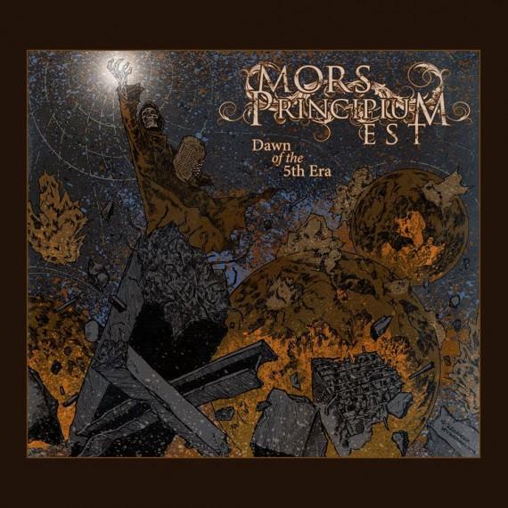 mors principium est - Dawn Of The 5th Era - 2014