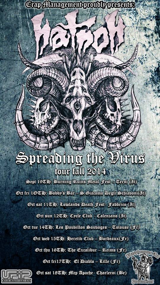 natron - tour 2014