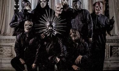 slipknot - band - 2014