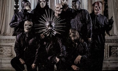 slipknot - band - 2014