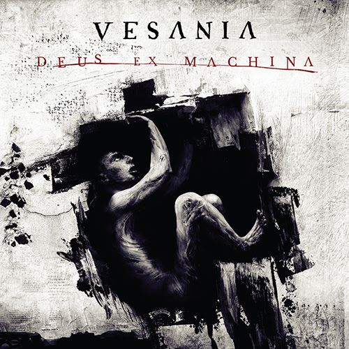 vesania - deus ex machina - 2014