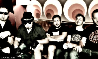 witches of doom - band - 2014