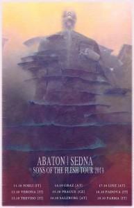 Abaton - Flyer - 2014