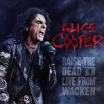 "ALICE COOPER: ""Welcome To My Nightmare"" dal nuovo DVD ""Raise The Dead – Live From Wacken"""