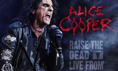 Alice Cooper Raise the Dead – Live from Wacken - 2014