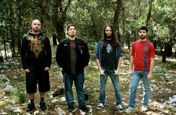 BACKJUMPER - band - 2014