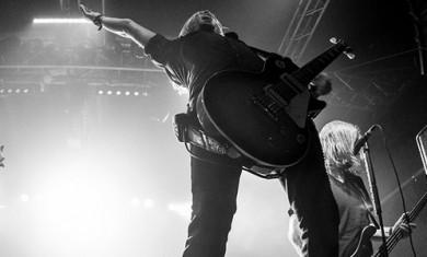 Black Stone Cherry - concerto - 2014