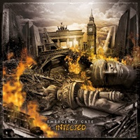 Emergency gate - infected - album - 2014